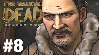 THIS MAN IS EVIL! | THE WALKING DEAD SEASON 2 #8