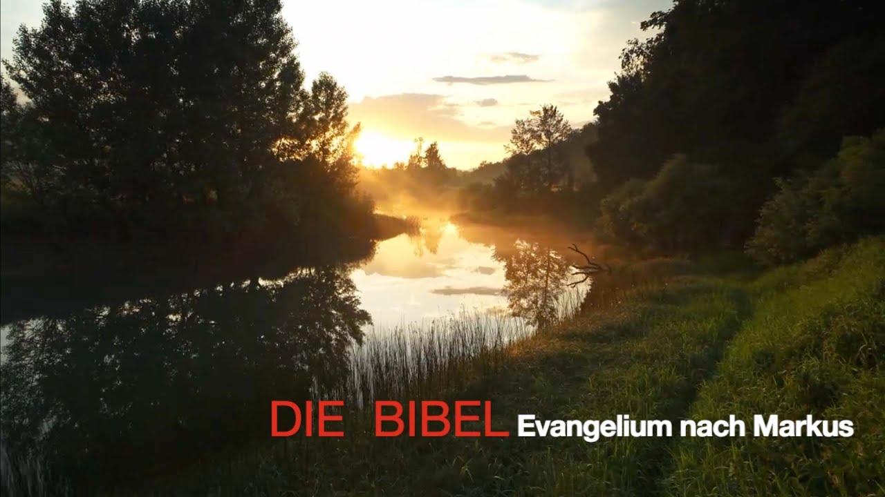 DIE BIBEL - Evangelium nach Markus, Jesus Christus