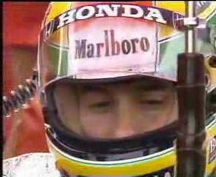 Drama at the 1989 Adelaide F1 GP - Part 1
