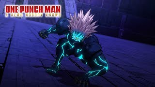 PS4/Xbox One「ONE PUNCH MAN A HERO NOBODY KNOWS」第7弾PV