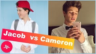 Jacob Sartorius VS Cameron Dallas musical.ly Compilation 2016 | Top Musers