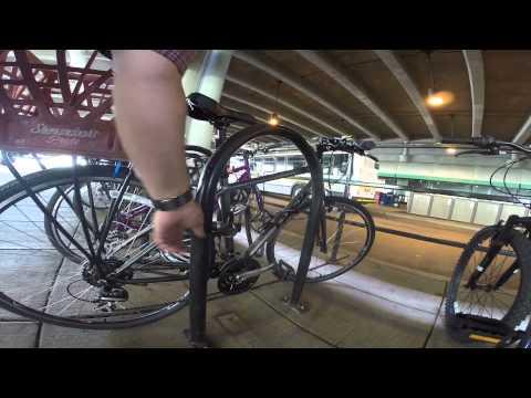 Metro Transit Police Bike Theft