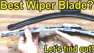 Which Windshield Wiper Blade is Best? Let's find out!