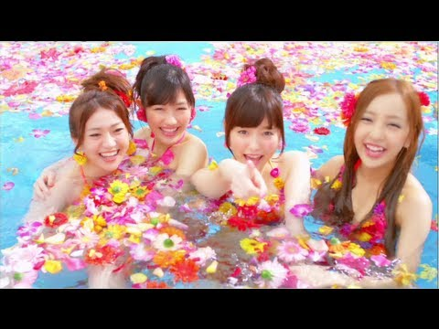 【MV full】 さよならクロール / AKB48[公式]