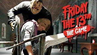 Friday The 13th The Game Gameplay German - Kreis hat leichtes Spiel