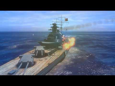 The Sinking Of the German Battleship DKM Bismarck IN SH4/TMO
