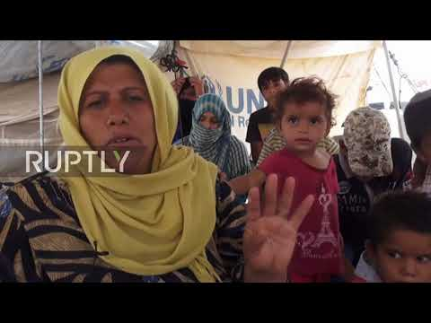 Syria: Displaced Raqqa residents recount life under IS control and coalition airstrikes