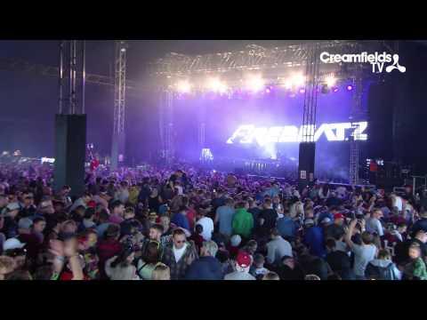 Firebeatz Live @ Creamfields, UK