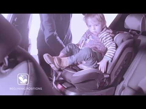 BabyAuto MultiFix Group 0-1-2-3 Car Seat - Smyths Toys