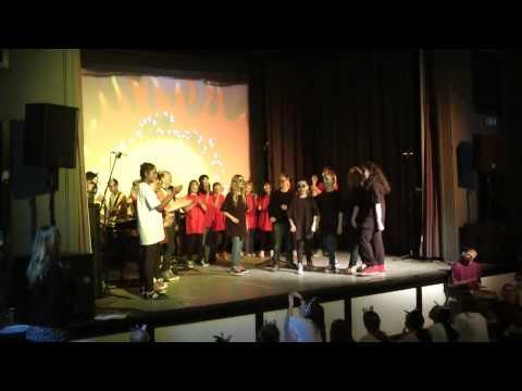 """SENSE"" Comenius Berlin Camp Final Presentation ""THE LION KING"" (in HD)"