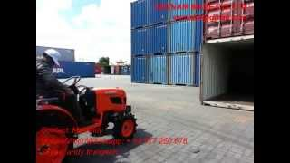 Kubota tractor B2420