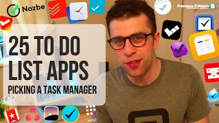 25 to-do list apps: Choosing the perfect task manager Video