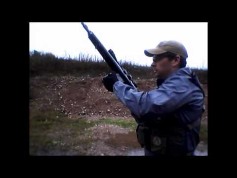 M1A tactical and speed reloads