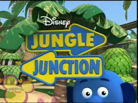 Playhouse Disney - Jungle Junction Intro