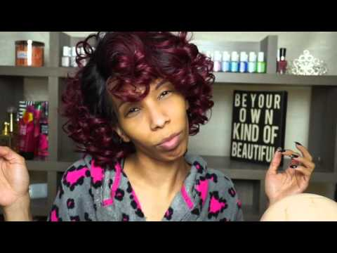 Outre Lexy L-Parting Lace Front Wig Review