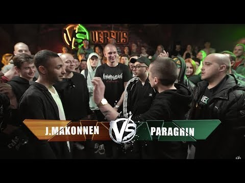VERSUS: FRESH BLOOD 4 (J.Makonnen VS Paragrin) Этап 1 - Видео с YouTube на компьютер, мобильный, android, ios