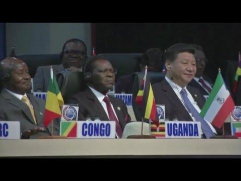 Guinée équatoriale, Le président OBIANG NGUEMA MBASOGO reçoit le «Prix ACP»