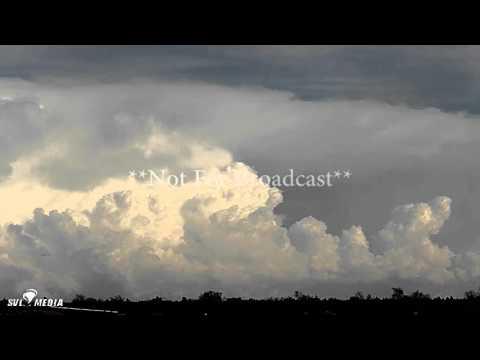 Dale Kaminski - Red Cloud/Superior, Nebraska - Billowing Cumulonimbus Time Lapse - April 25th, 2016