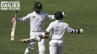Australia made to toil in Dubai & more   Daily cricket news