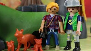 Zwierzęta na Alasce | Playmobil | Bajki dla dzieci