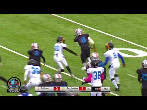 2017 Pee Wee Football NFL Youth National Championship Fair Lawn vs Rochester (5th-6th Grade)