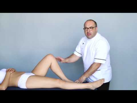 Chingford Osteopath Daryl Herbert - Mobilising & Manipulating Ankle, Foot & Toe Joints