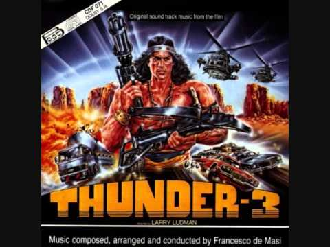 THUNDER 3 - FRANCESCO DE MASI