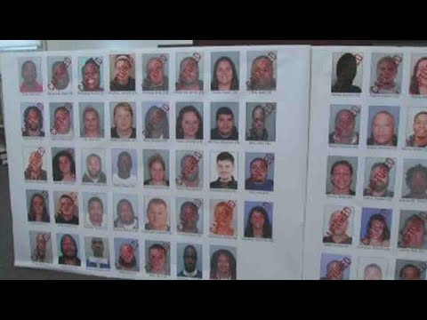 43 Facing Federal Charges; Dozens Arrested After Drug Trafficking Bust In Richland County