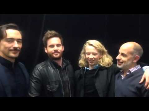 Da Vincis Demons Tom Blake Eros  David S Goyer countdown to season 3  Tom Riley 1