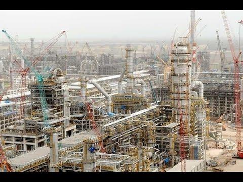 WOW!!! terbesar di dunia, kota industri dan pabrik terbesar di dunia, njir!!!