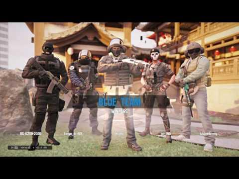 Rainbow 6 Siege - Red Crow Ranked