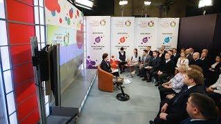 Онлайн-конференцию губернатора Югры смотрели 90 тысяч пользователей