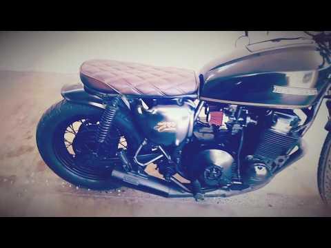 Honda matic 750cc