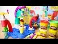 プレイ・ドー くるくるソフトクリームショップ PLAY-DOH Magic Swirl Ice Cream Shoppe