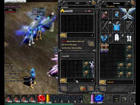 Trade Hack iHU MU Online Xp Alta