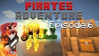 #6 Minecraft: Pirates Adventure - DESCENTE AUX ENFERS !