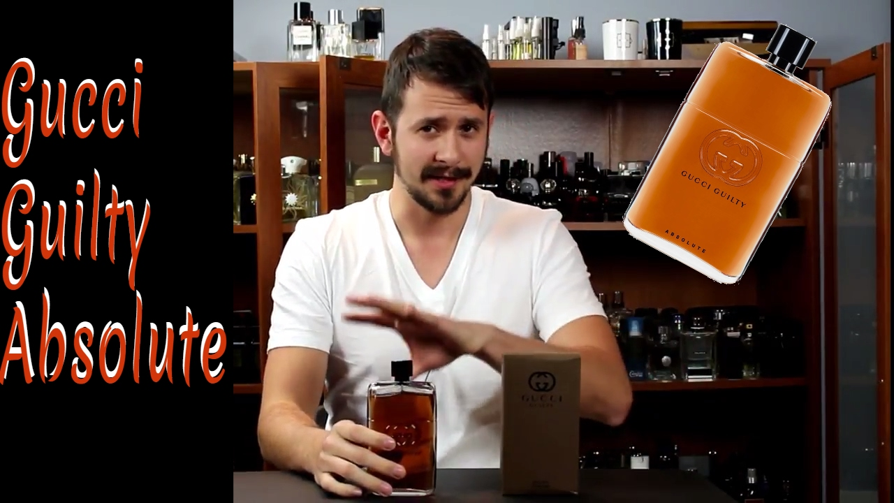 Gucci Guilty Absolute Fragrance Review Youtube
