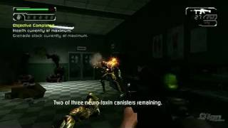 The Conduit Nintendo Wii Review - Video Review