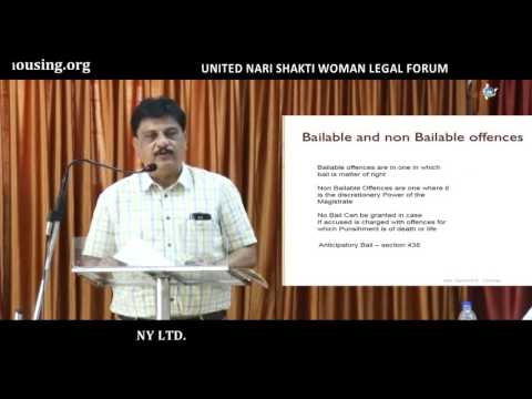 Application of Criminal Laws in Co-Op. Housing Societies, ADV. RAMESH D. CHHEDA