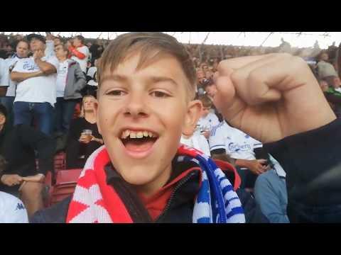 Fc Copenhagen1-1(6-7)Crvena Zvezda!! TOO INTENSE!!