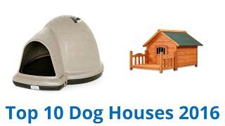 10 Best Dog Houses 2016