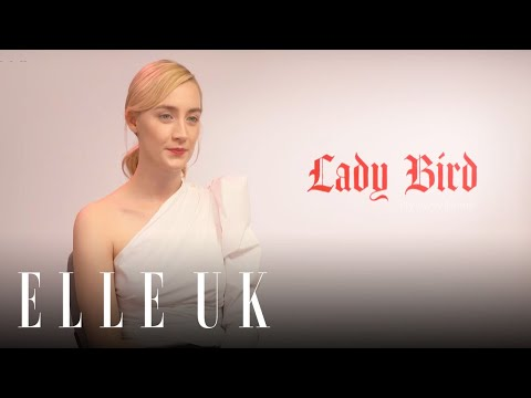 ELLE UK interviews Saoirse Ronan