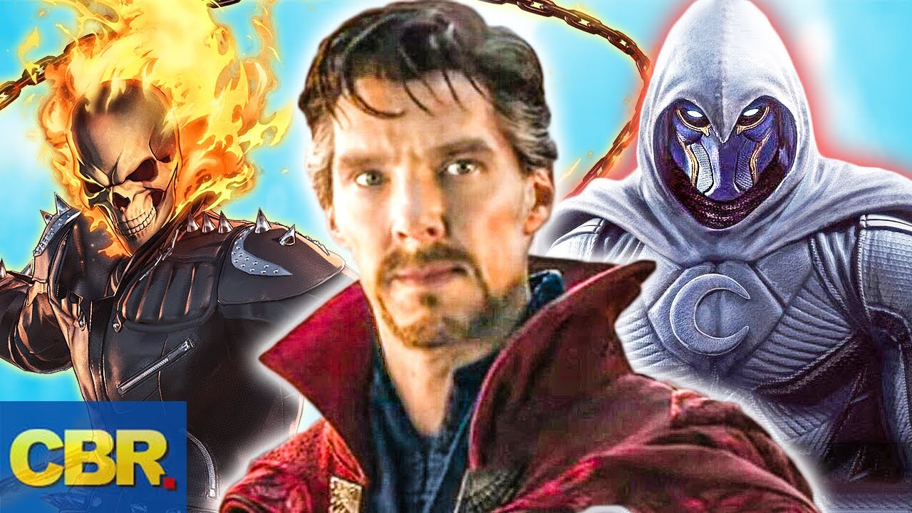 How Doctor Strange Will Assemble The New Defenders