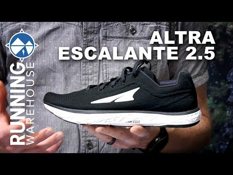 Altra Escalante 2.5 First Look | Light & Responsive Performance
