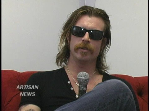 EAGLES OF DEATH METAL READY TO GIVE FANS HEART ON