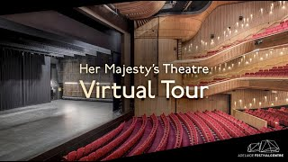 Her Majesty's Theatre Virtual Tour