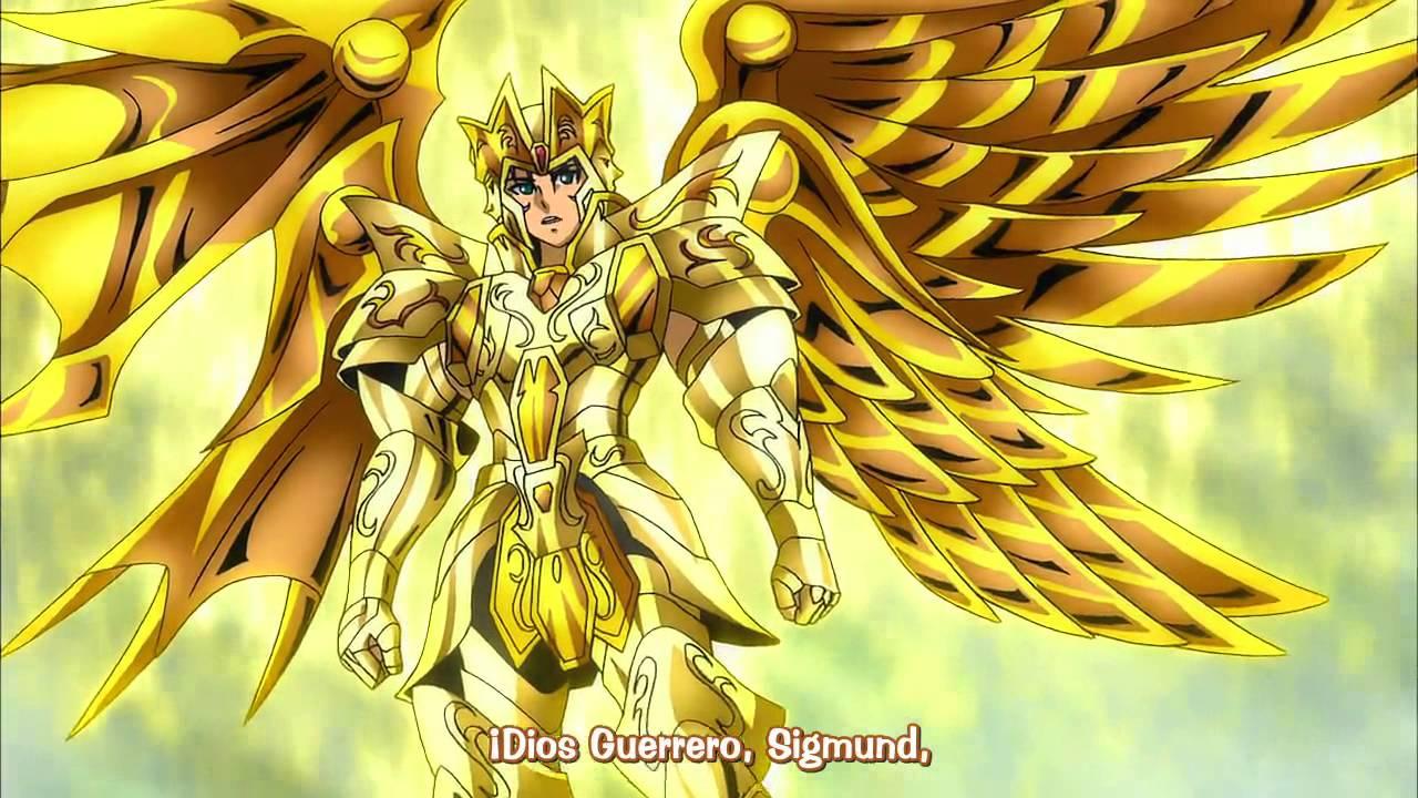 Saint Seiya: Soul Of Gold La Armadura Divina de Saga de