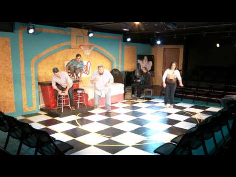 Improv Broadway Show at Provo's Covey Center
