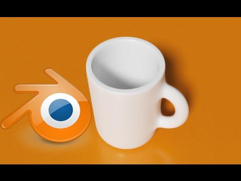 Blender Tutorial For Beginners Coffee Cup