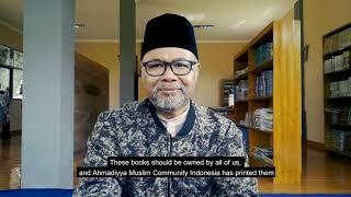 Indonesia book event held at Ahmadiyya School